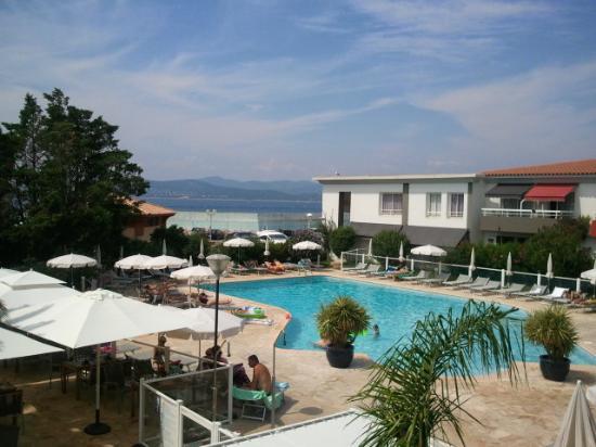 Best Western Plus Hotel La Marina: Vue de l'étage