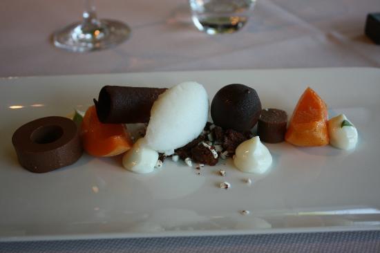 Le Cor de Chasse: le dessert