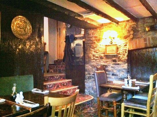 Carpenters Arms: Inside the Carpenters Arm