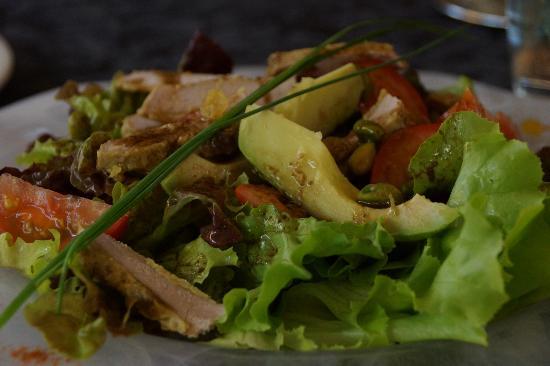 Les Moineaux : Valerie's Salad