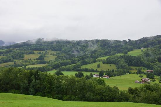 Les Moineaux : Surrounding countryside