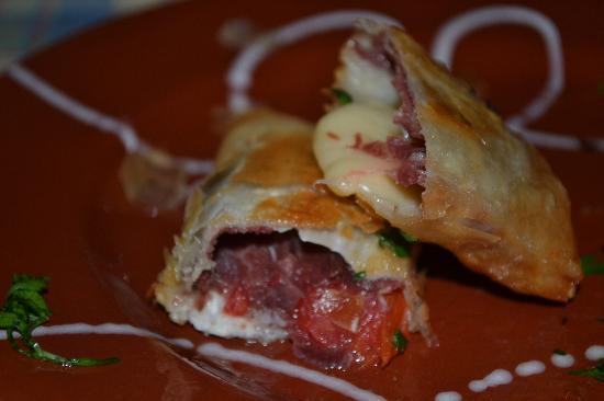 Kafenes: pastrami pies