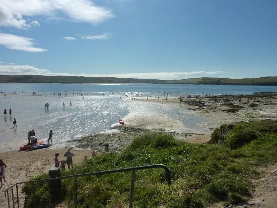 Polzeath Beach: Daymer Bay