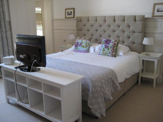 15Glasgow: super lit, déco raffinée