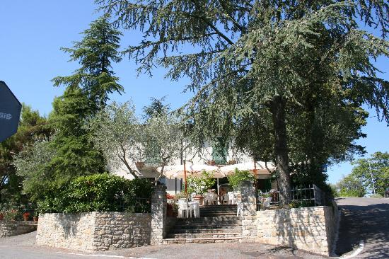 Miralago: le restaurant