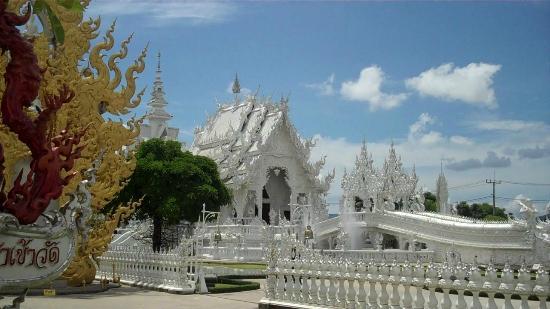 Wat Rong Khun: Rong Khun