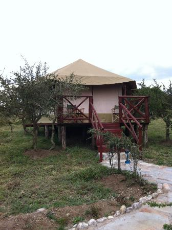 Elangata Olerai Luxury Tented Camp: Tenda