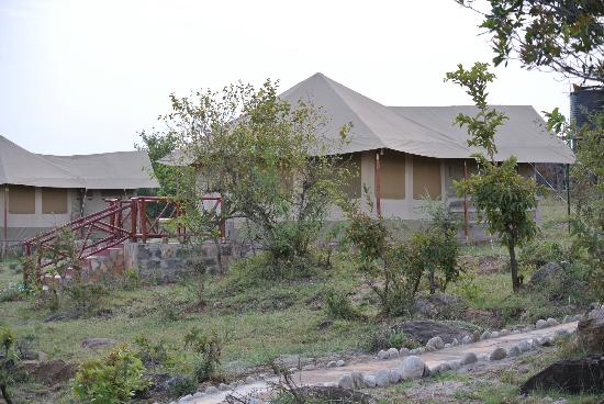 Elangata Olerai Luxury Tented Camp: Tende