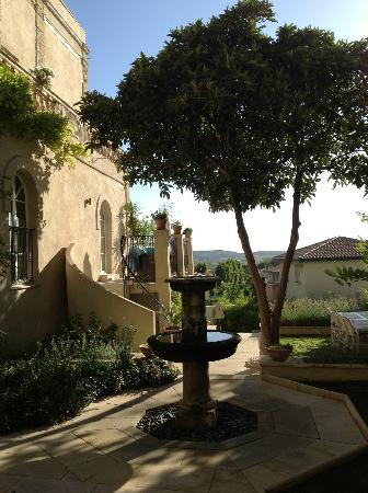Cinq & Sept: View from the Pezenas Suite