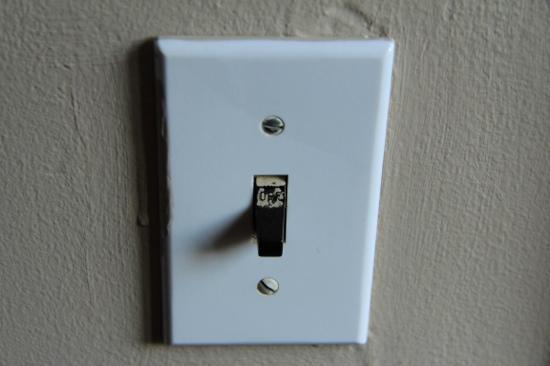 Monticello Motel: Elektrik