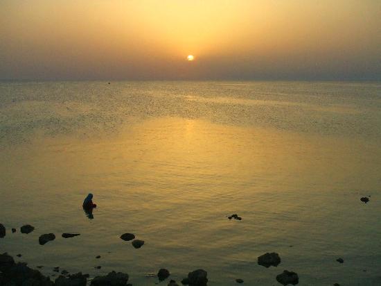 Hotel Flamingo Beach: à l'ouest de l'île : Sidi Jmour