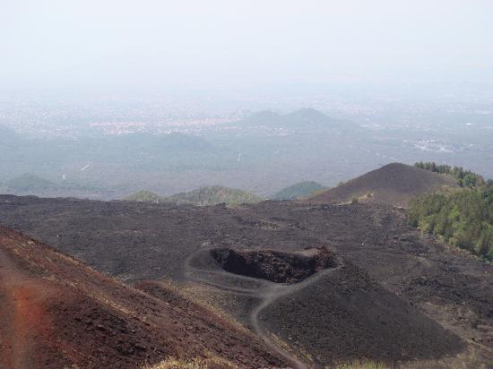 SAT Group Tours: Etna