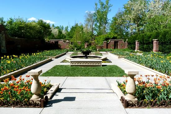 Merveilleux Lauritzen Gardens Omahau0027s Botanical Center: Victorian Garden