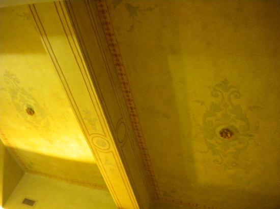 B&B Corso 22: soffitto