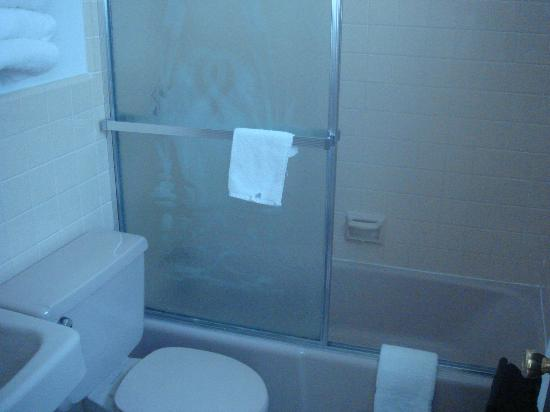 Villa Nova Motel : spotless tub/shower