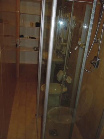 Hotel Alla Corte : bagno