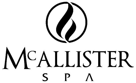 The McAllister Spa : McAllister Spa