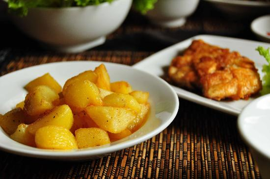 Chapa Garden Restaurant: Chapa's good food 3