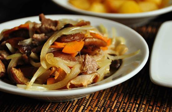 Chapa Garden Restaurant: Chapa's good food 4
