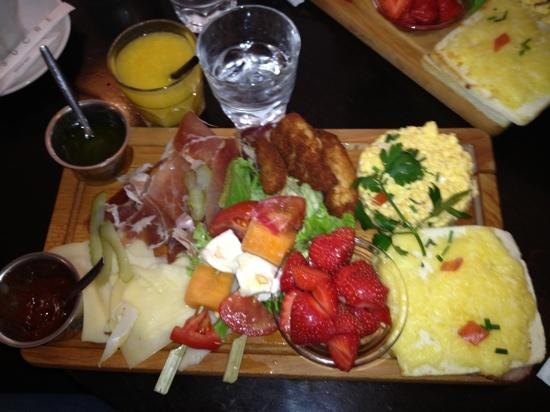 one mobile taletidskort brunch d angleterre pris
