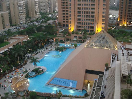 View Of Citystar Mall Picture Of Intercontinental Citystars Cairo Cairo Tripadvisor