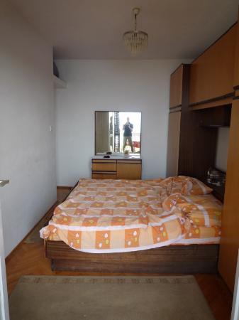 Apartments Prguda : chambre minuscule, mais au prix fort !!!