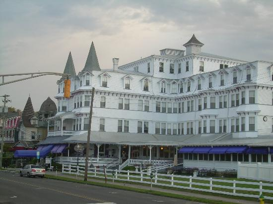 Inn of Cape May: Street View of The Inn