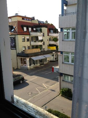 Gasthof Rebstock: View from the window