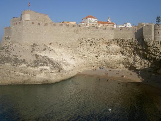 Melilla, Espagne : Vista del Baluarte de la Concepción y de las murallas del Frente de Tierra