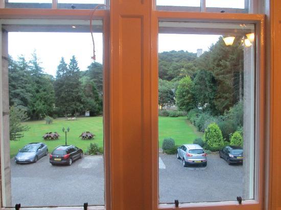 Ramnee Hotel: Vista desde habitación