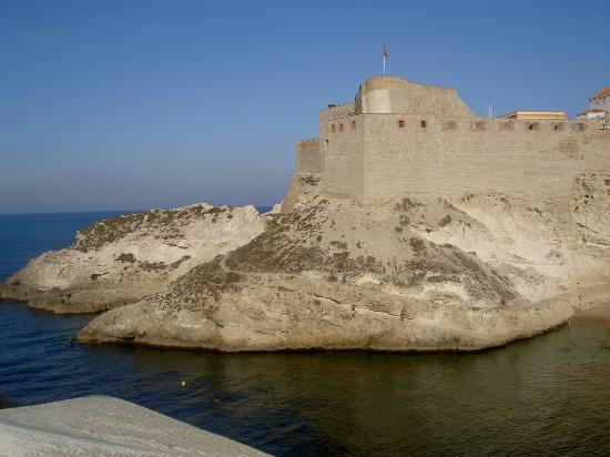 Melilla, España: Vista del Baluarte de las Concepción desde el Baluarte de las Cinco Palabras