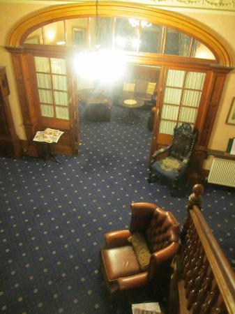 Ramnee Hotel: Hall