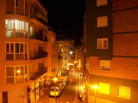 Castella: View from our Balcony