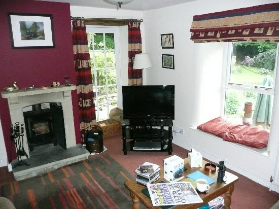Eastgate Cottages: Lounge