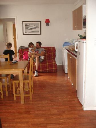 Résidence L'Edelweiss : Salle à manger