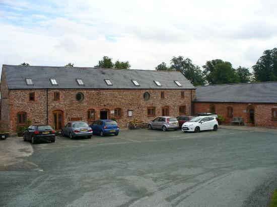 Rowton Barns: The Barns