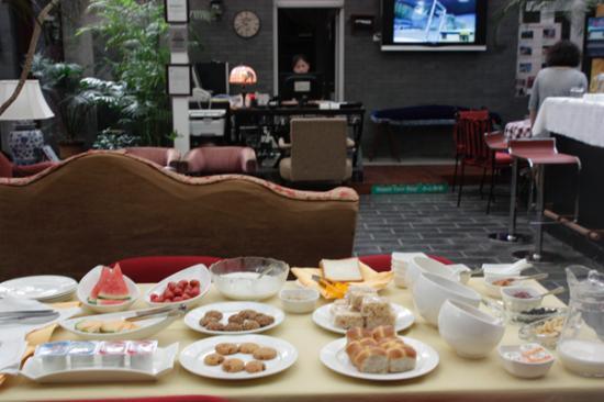 Michael's House: Desayuno