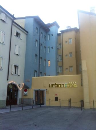 Urban Hotel Design: great location