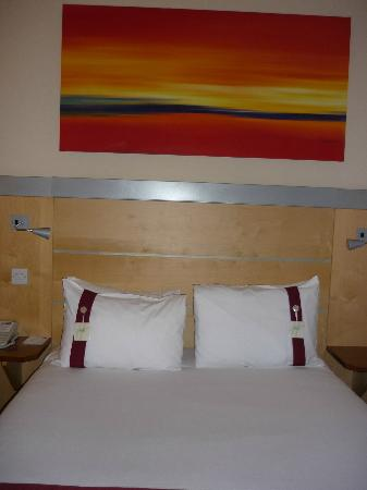 Holiday Inn Express Birmingham, Redditch: our room