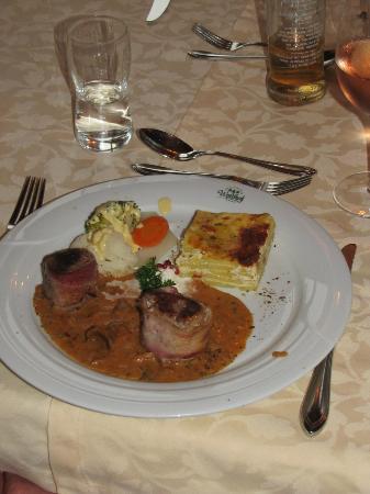 Hotel Waldhof : Galdinner 04