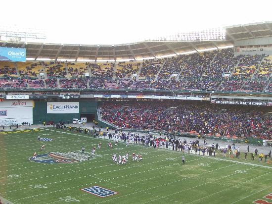 Robert F. Kennedy Memorial Stadium: 2010 Military Bowl