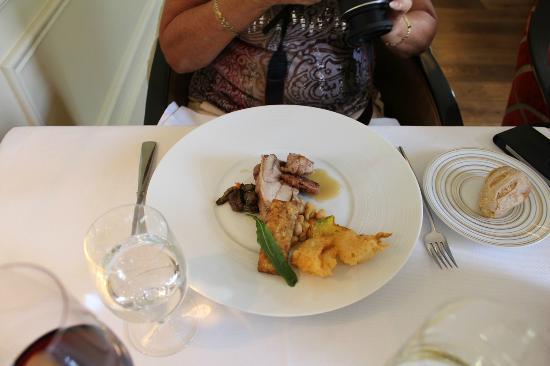 Les desserts et mignardises picture of le jardin gourmand auxerre tripadvisor for Jardin gourmand auxerre