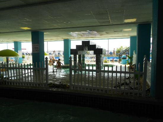 indoor pool Picture of Landmark Resort Myrtle Beach