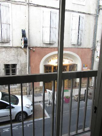 Hotel des Tuileries: View from our balcony