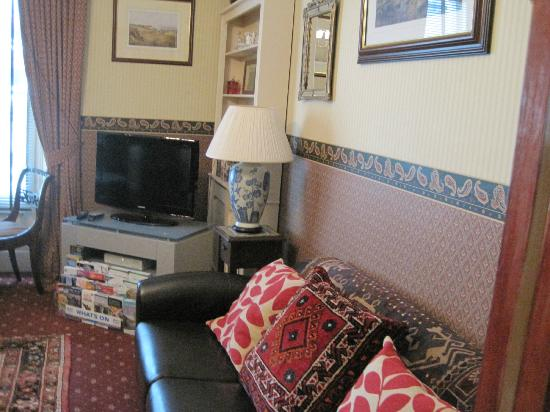 Cameron Guest House: Lounge area