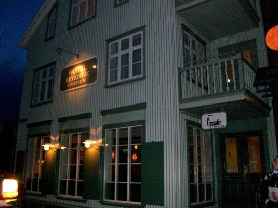 Hotel Reykjavik Centrum : hotel