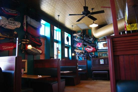 Bags Sports Pub: interni del pub