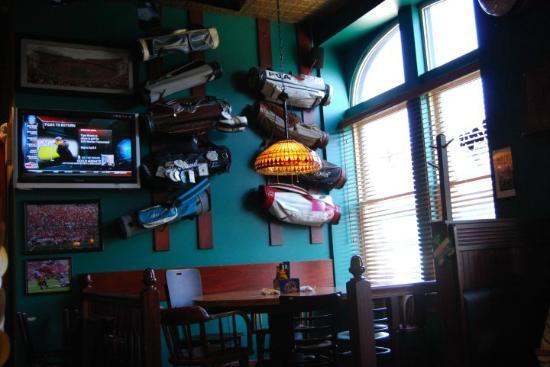 Bags Sports Pub: simpatica ambientazione
