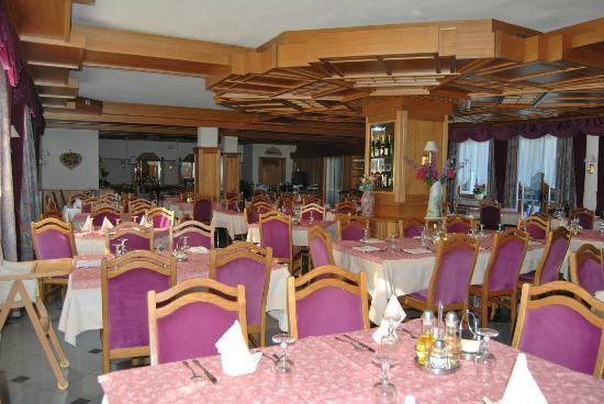 Hotel all'Usignolo : SALA RISTORAZIONE