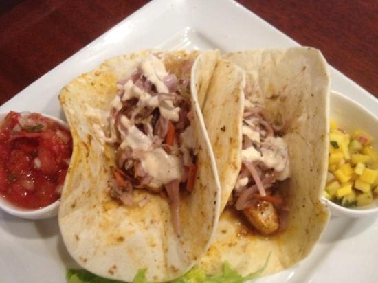 Mahi Taco appetizer